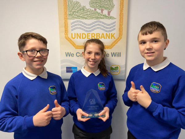 Clydesdale Sports Council Sporting School of the Year